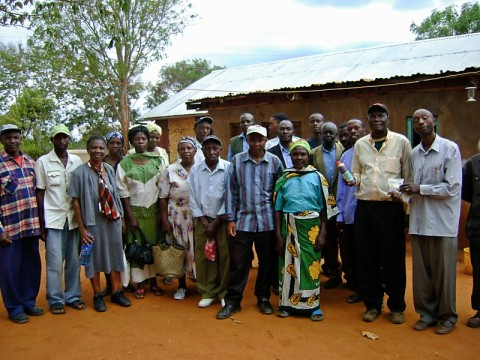 Mwasima Mbuwa Self Help Group